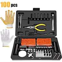 Kits y accesorios para reparación de neumáticos