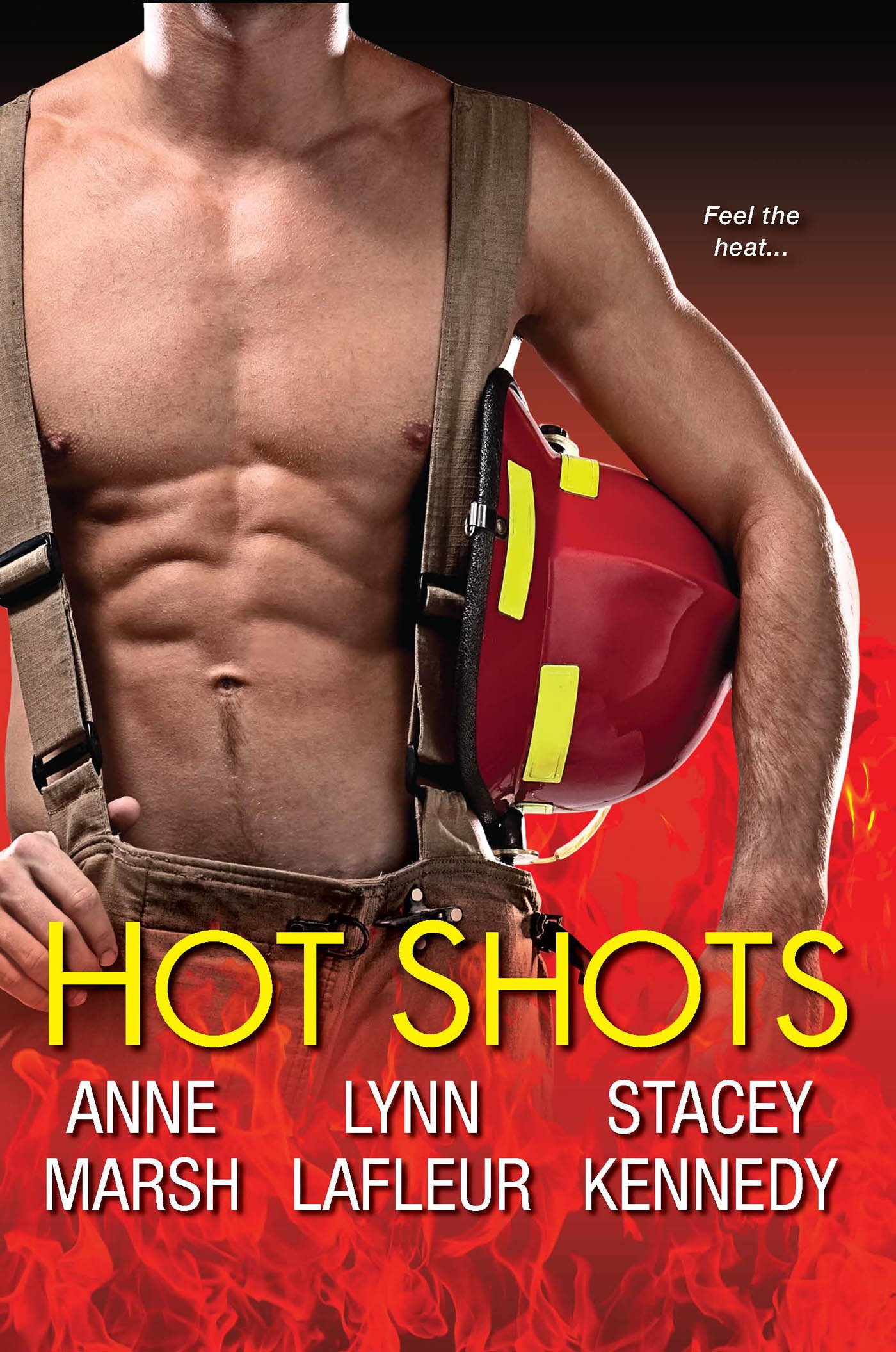 Hot Shots, Marsh, Anne & LaFleur, Lynn & Kennedy, Stacey