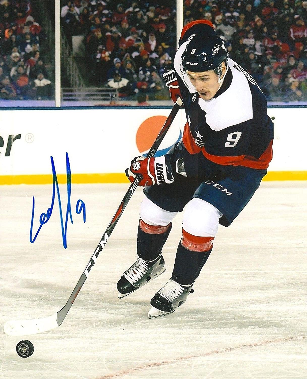 Dmitry Orlov Signed Picture - 8X10 STADIUM SERIES COA A - Autographed NHL  Photos at Amazon s Sports Collectibles Store 8f81f8fdfc8