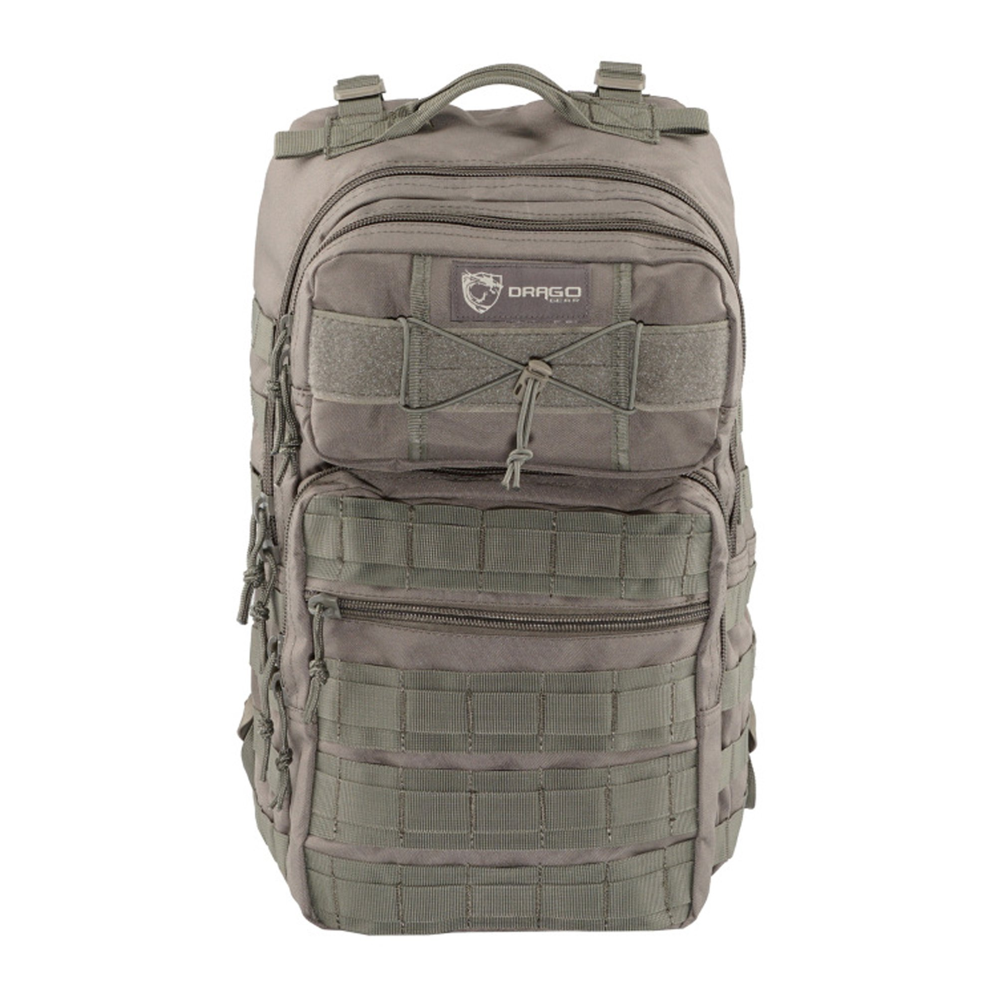 Drago Gear Ranger Laptop Backpack Gy