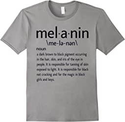 Melanin Defined T-Shirt - Melanin Definition Shirt