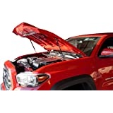 Redline Tuning 21-27015-02 Hood QuickLIFT PLUS System (All Black Components, 4 year warranty) Compatible for Toyota Tacoma 2016+
