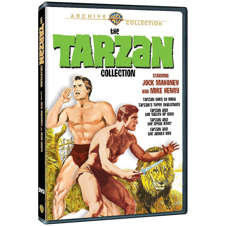 Tarzan Starring Jock Mahoney & Mike Henry Edizione: Stati ...