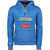 Geographical Norway - Sudadera DE Hombre GYMCLASS