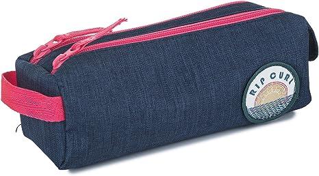 Rip Curl LUTEW4 Solid Pc Estuches, 21 cm, litros, Dark Azul: Amazon.es: Equipaje