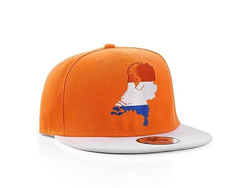 280e1f7b6ae Underground Kulture Holland Netherlands Orange Snapback Baseball Cap ...