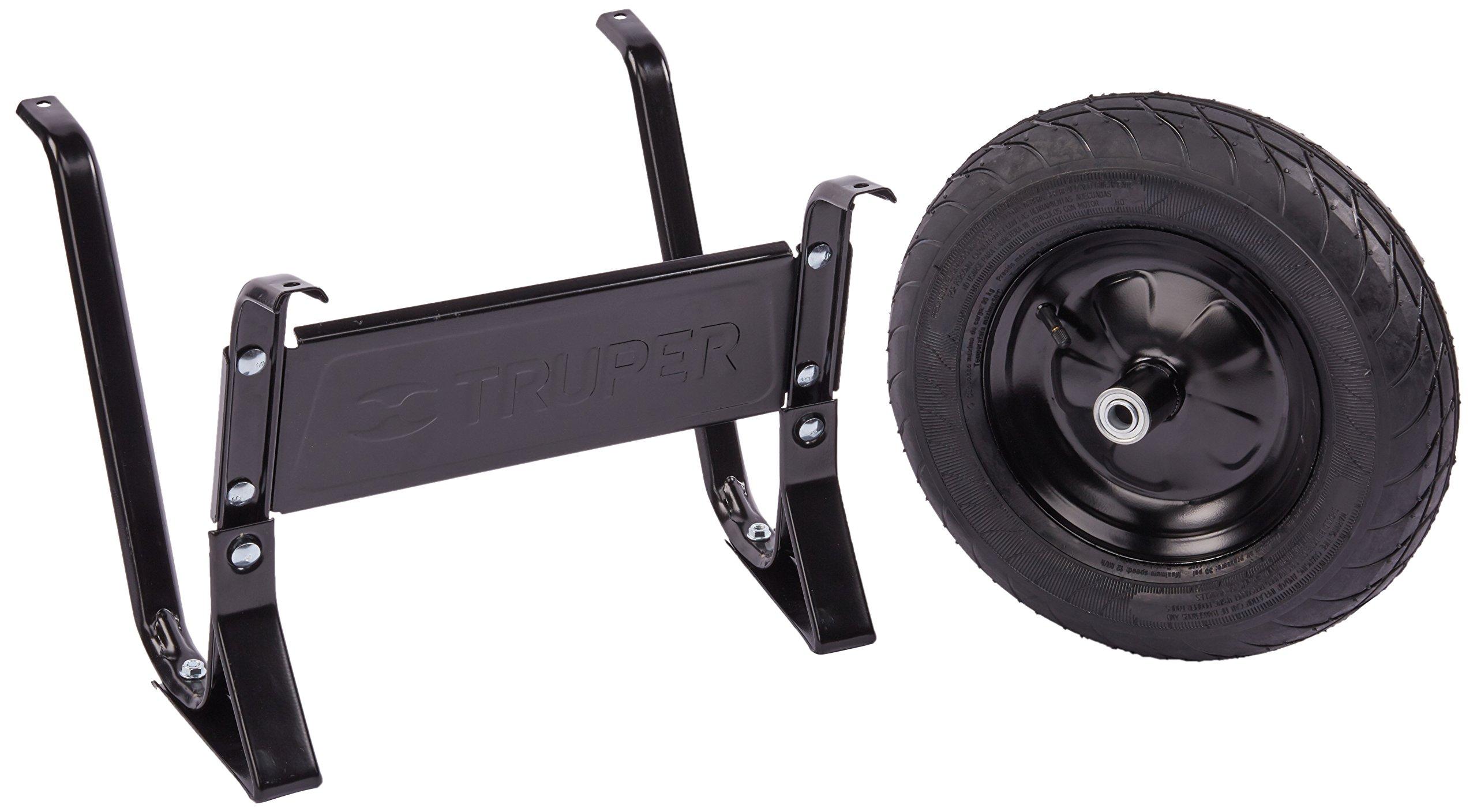 TRUPER CALLSS Tire and Accessory Boxes for Wheelbarrows. Block Pneumatic