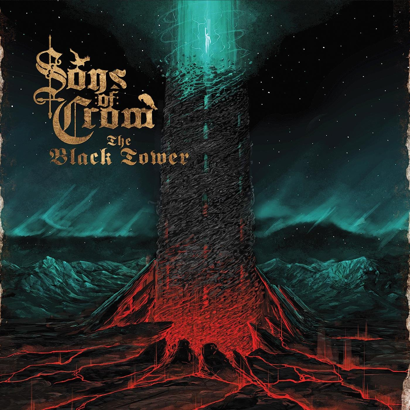 Sons of Crom - Black Tower (CD)
