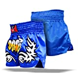 Muay Thai Boxing Shorts Kick Boxing Short Kickboxing Martial Arts For Men's & Women