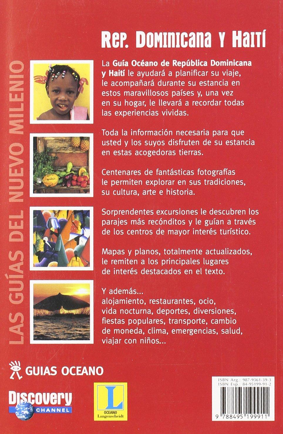 Republica dominicana y Haití discovery channel guias oceano: Amazon.es: García García, Álvaro: Libros