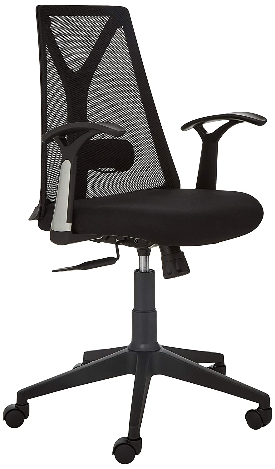 [Apply coupon] Amazon Brand - Solimo Zurich Mid Back Mesh Office Chair