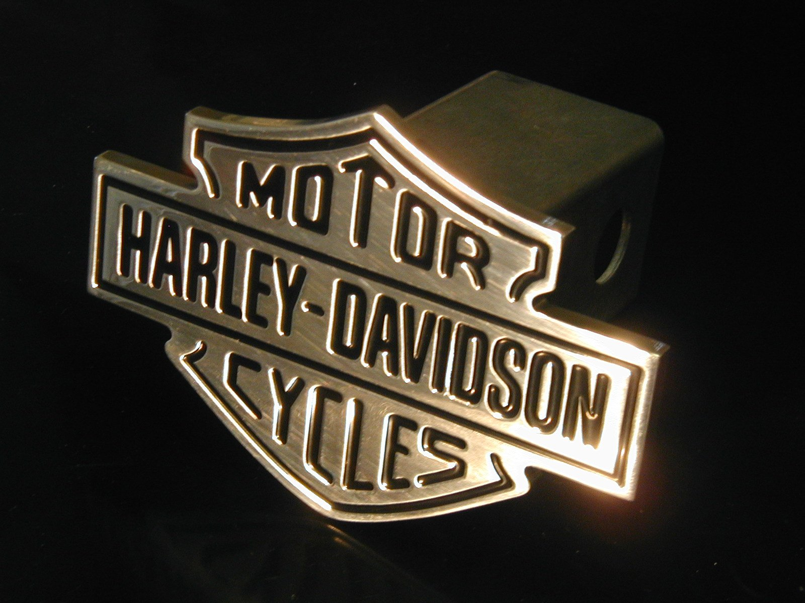Harley Davidson Hitchcover by CMT