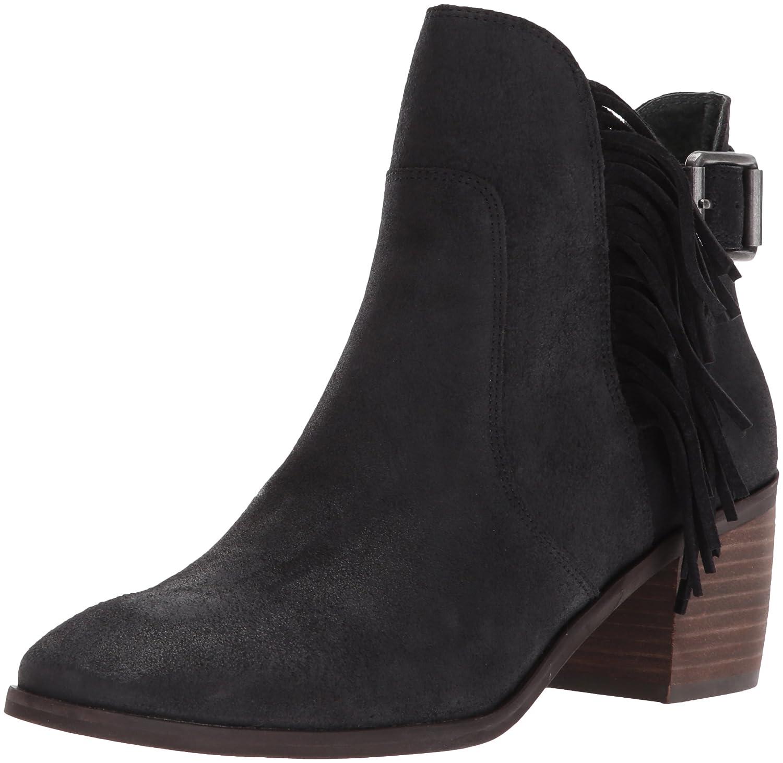 Lucky Brand Women's Makenna Fashion Boot B06XCL2NKK 8 M US|Black