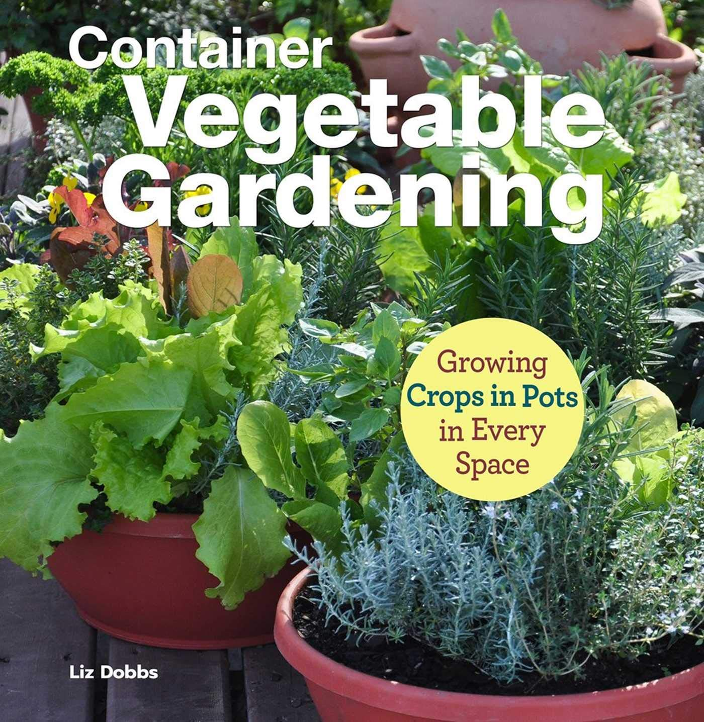 Container Vegetable Gardening Growing Crops In Pots In Every