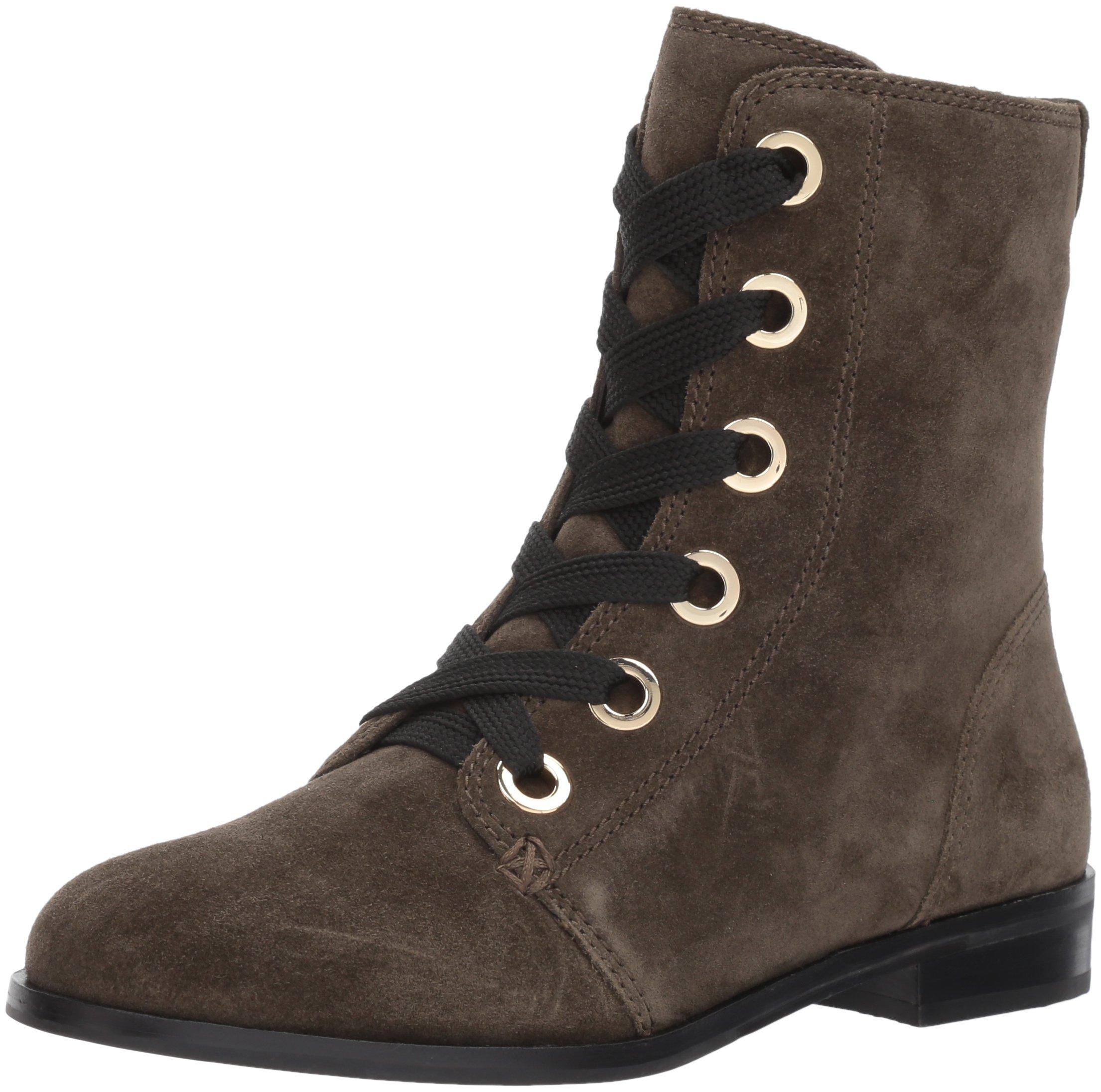 kate spade new york Women's Raquel Fashion Boot, Green, 8 Medium US