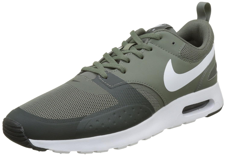 Vert (River Rock blanc-de plein air vert-noir) 42 EU Nike Air Max Vision, paniers Basses Homme