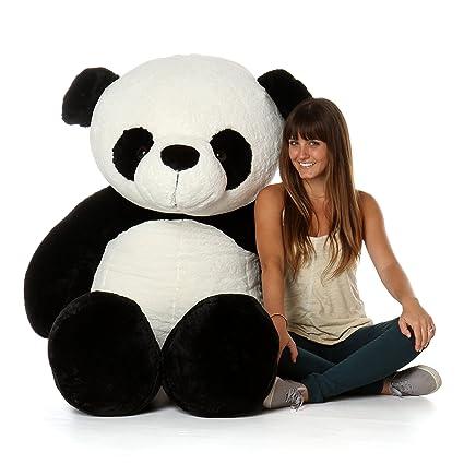 Amazon Com Giant Teddy Brand Giant Stuffed Panda Bears 6 Foot