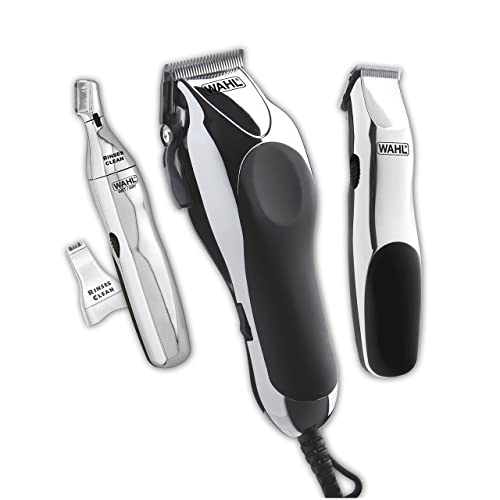 Wahl Clipper Home Barber Clipper Kit Review
