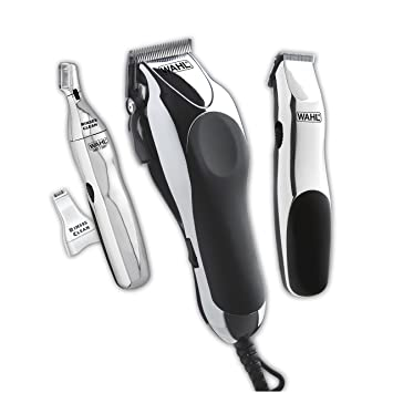 Amazon Wahl Clipper Home Barber Clipper Kit With Hair Clipper