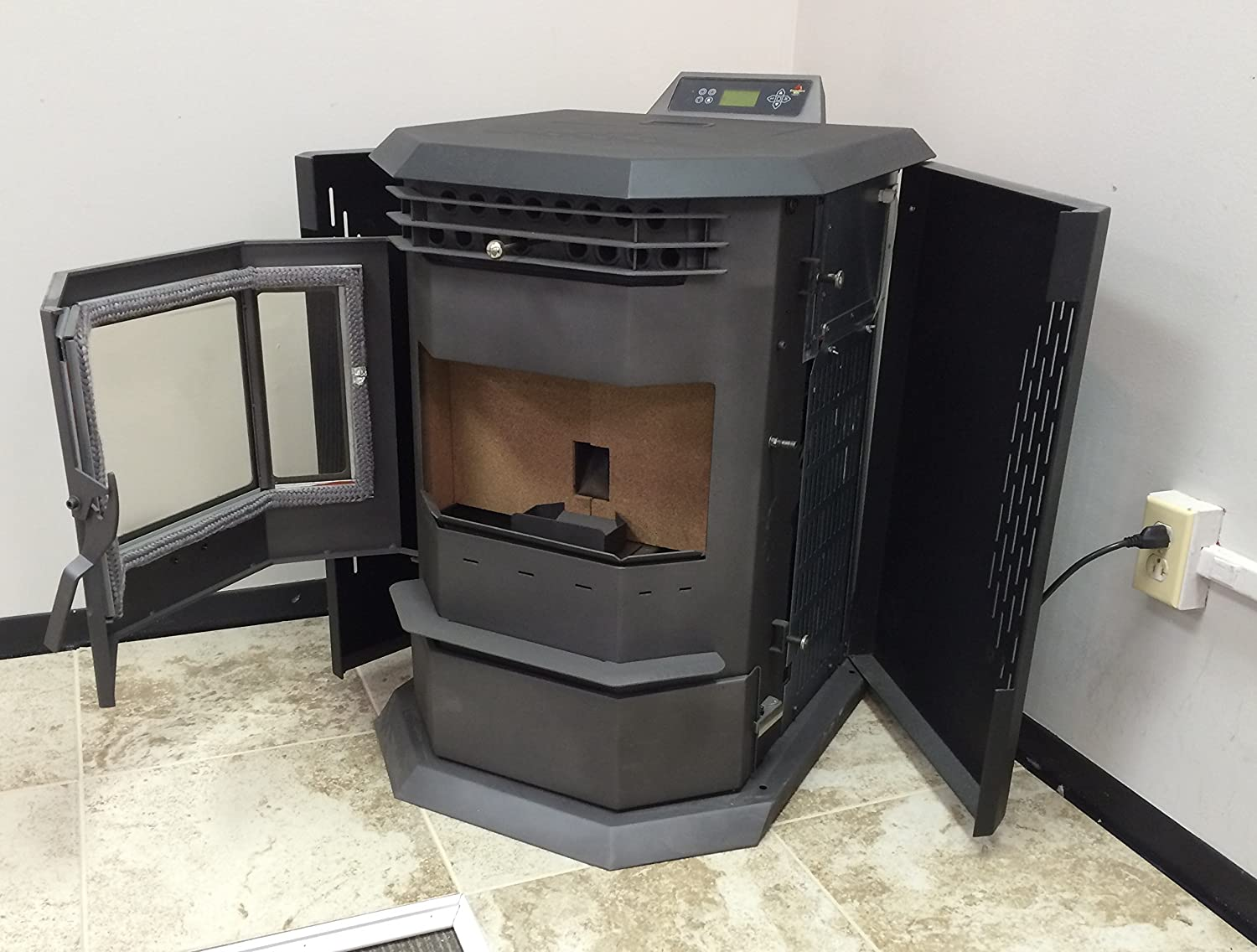 Comfortbilt Pellet Stove HP22 Display