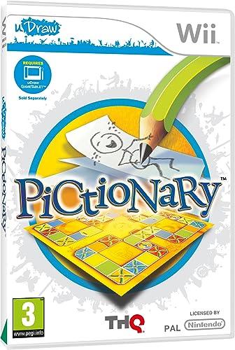 Pictionary - uDraw (Wii) [Importación inglesa]: Amazon.es: Videojuegos