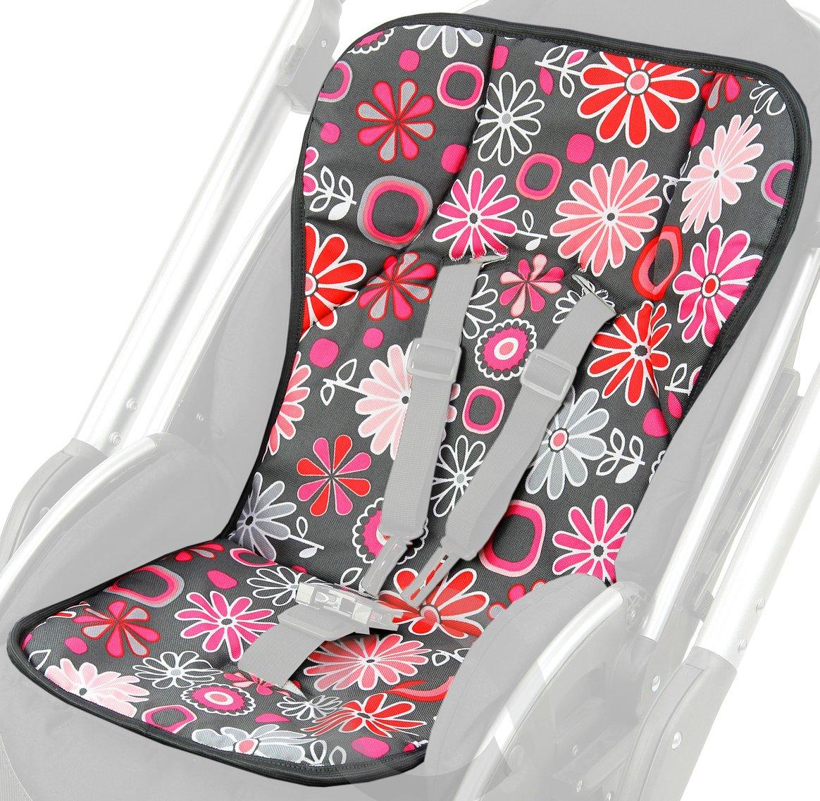 Luxury Foam insert liner. Pushchair, Buggies, Strollers, Car Seats reducer (p65) olobaby