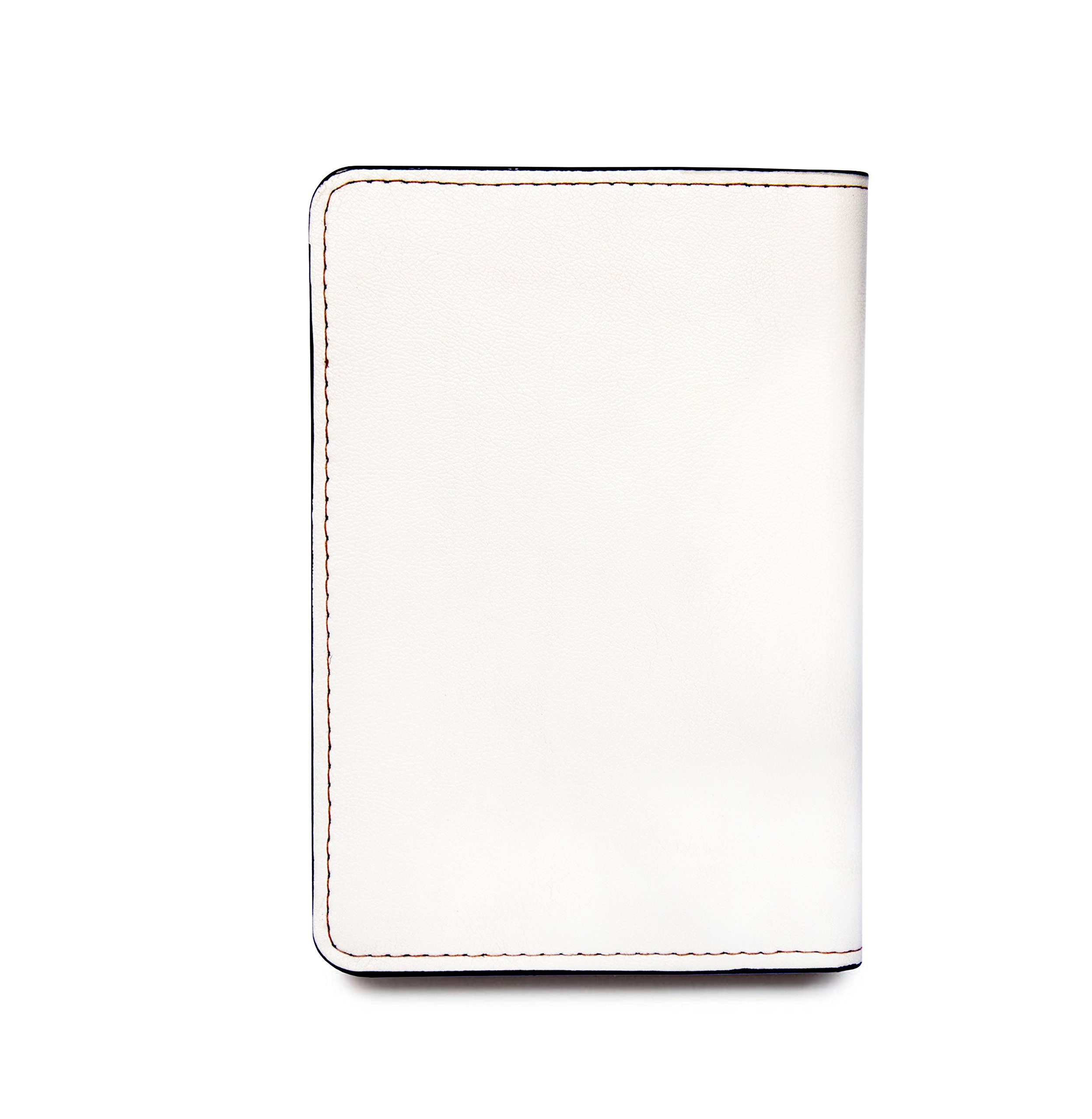 Mr And Mrs - Couple Passport Holder Personalized Passport Cover Set of 2 by With Love From Julie (Image #6)