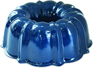 Nordic Ware Formed Bundt Pan, 12-Cup, Navy
