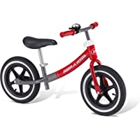 Radio Flyer Air Ride Balance Bike, Toddler Bike, Ages 1.5-5 (Amazon Exclusive) (808Z)