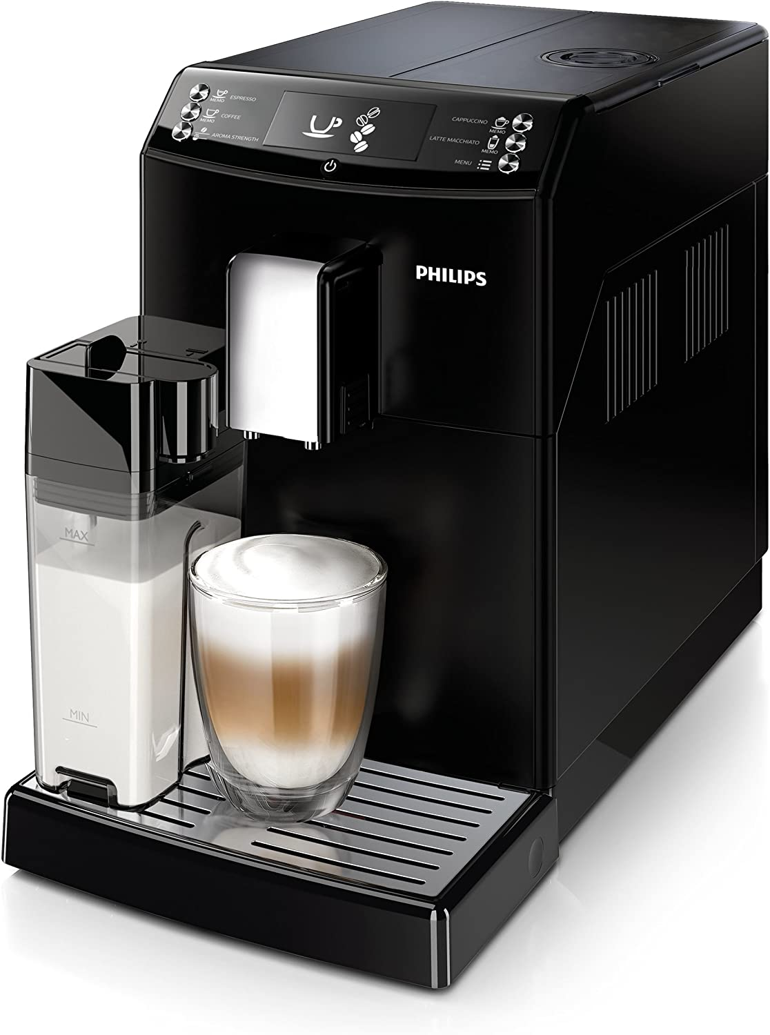 Philips 3100 series EP3551/00 - Cafetera (Independiente, Máquina ...