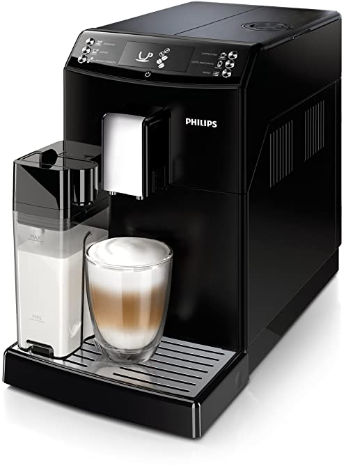 Philips 3100 series EP3551/00 - Cafetera (Independiente, Máquina espresso, 1,