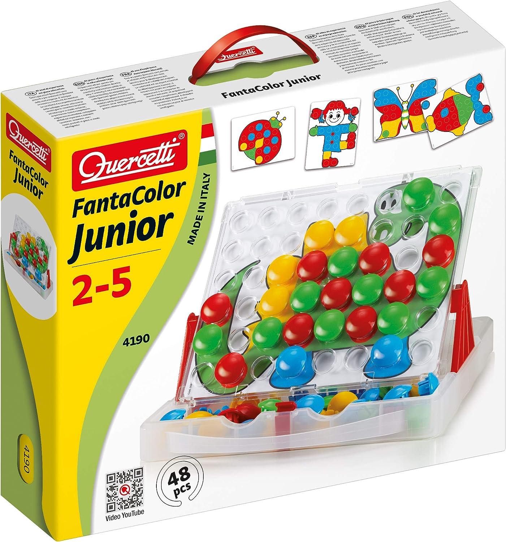 Quercetti 4190 Fantacolor Junior: : Spielzeug