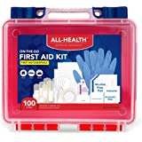 All Health First Aid Kit 100 Pieces