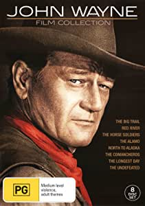 John Wayne Collection Repack Fatboy [8 Disc] (DVD)