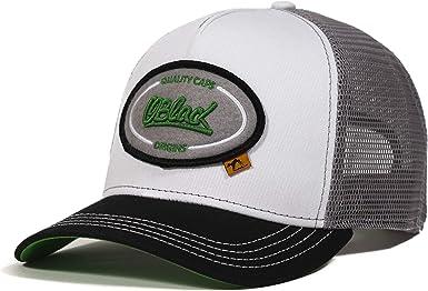 Oblack Gorra Trucker Origins Meadow Marron Beisbol Ajustable con Visera y Rejilla - Gorras de Hombre: Amazon.es: Ropa y accesorios