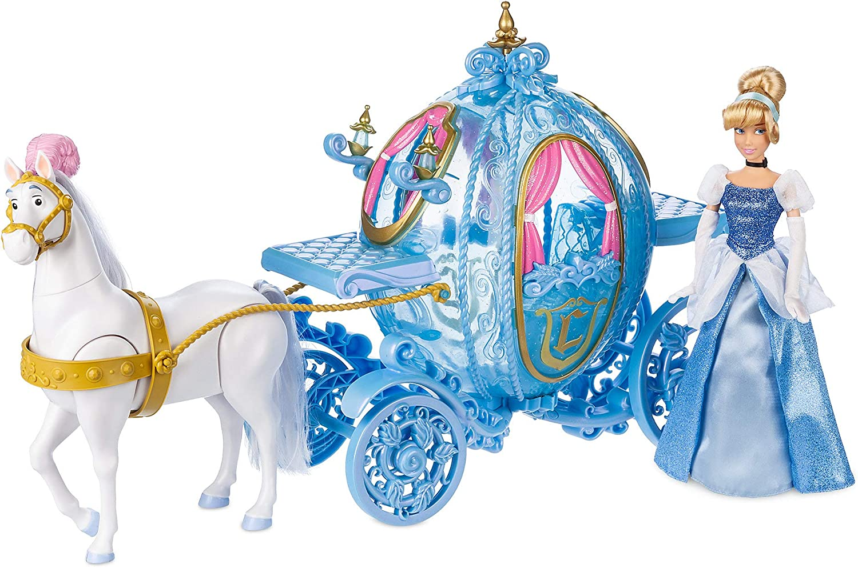 Disney Cinderella & Carriage Deluxe Play Set