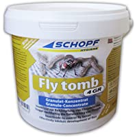 schopf 302216Fly Tomb 4gr insecticida concentrado contra moscas