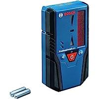Bosch Professional Laserontvanger LR 6 (rode straal, 2x 1,5 V batterijen AAA, bereik: 5–50 m)