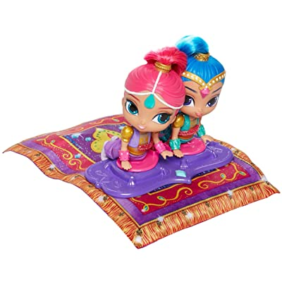 Fisher-Price Nickelodeon Shimmer & Shine, Magic Flying Carpet: Toys & Games