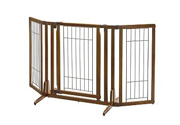 Bon Richell Premium Plus Freestanding Pet Gate With Door