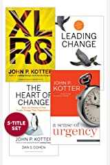 Change Leadership: The Kotter Collection (5 Books) Kindle Edition