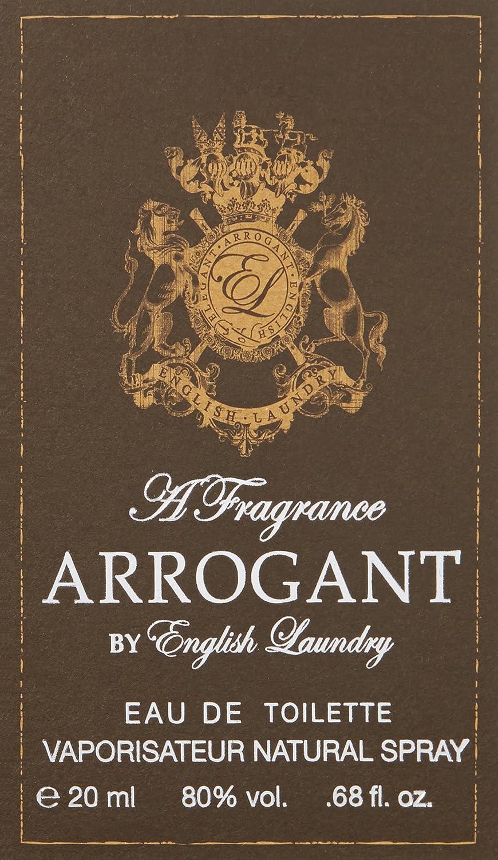 English Laundry Arrogant Eau de Toilette, 0.68 fl.oz.