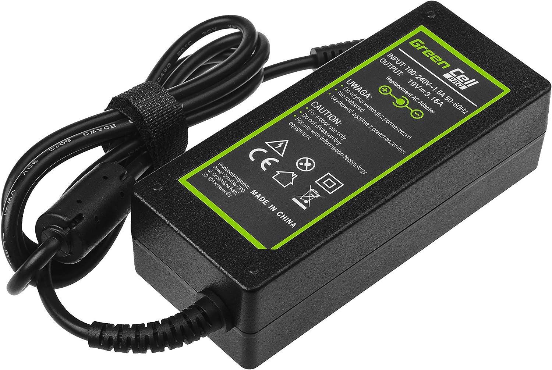 GC PRO Caricabatterie per Samsung R519 R719 RV510 NP270E5E