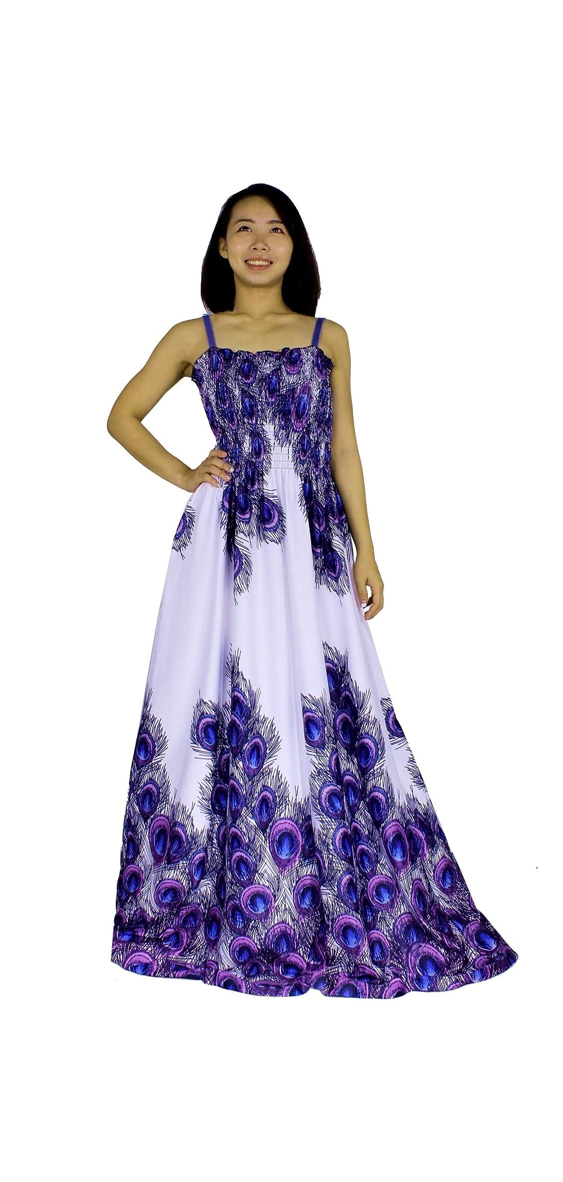 Plus Size Maxi Dress Women Floral Wedding Guest Beach Party Long