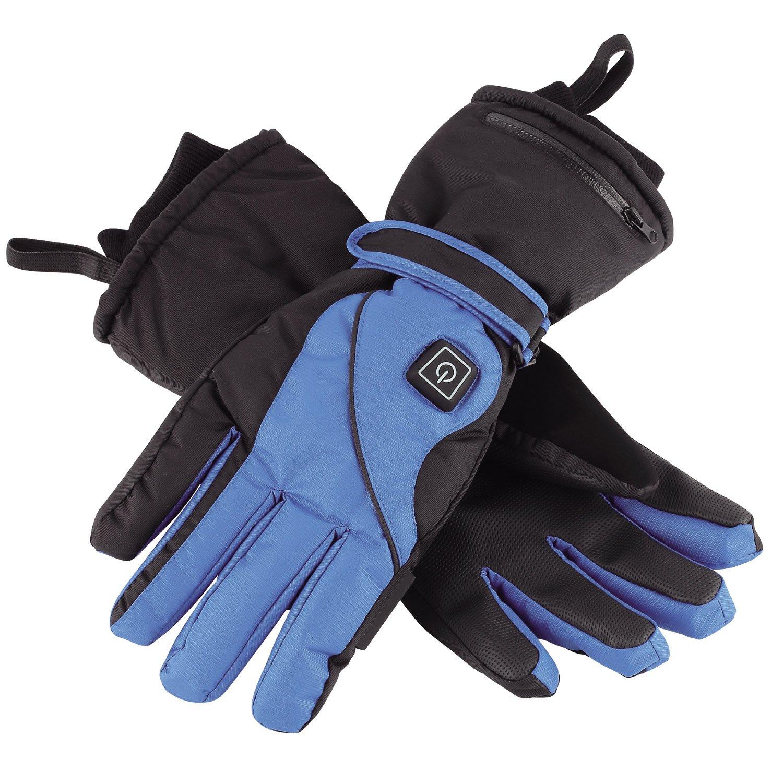 Amazon PROsmart HG 53 26 Cordless 37 Volt Battery Powered Heated Motorcycle Gloves Kit XX Large Sports Outdoors