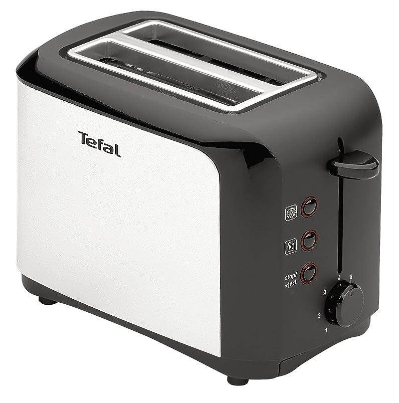 Tefal TT356110 Grille-pain Inox/Noir: Amazon.fr: Cuisine & Maison