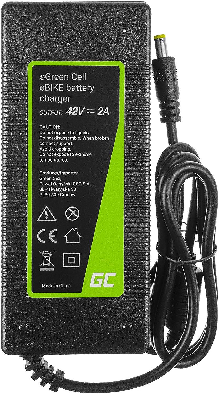 GC/® Bateria Bicicleta Electrica 36V 15Ah Down Tube Li-Ion E-Bike Bater/ía y Cargador