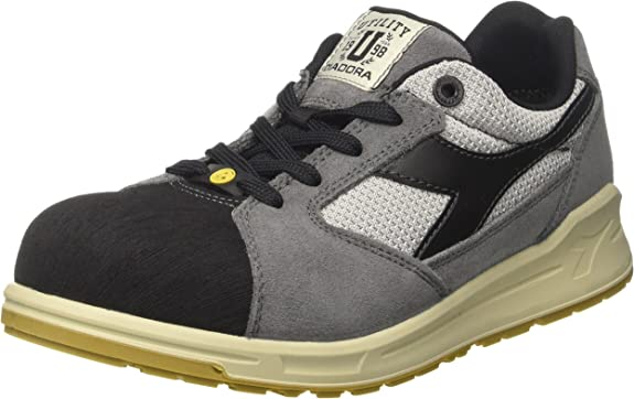 Anormale Più di tutto disastro  Diadora Unisex Adults' D-Jump Low Text Pro S1p ESD Work Shoes:  Amazon.co.uk: Welcome