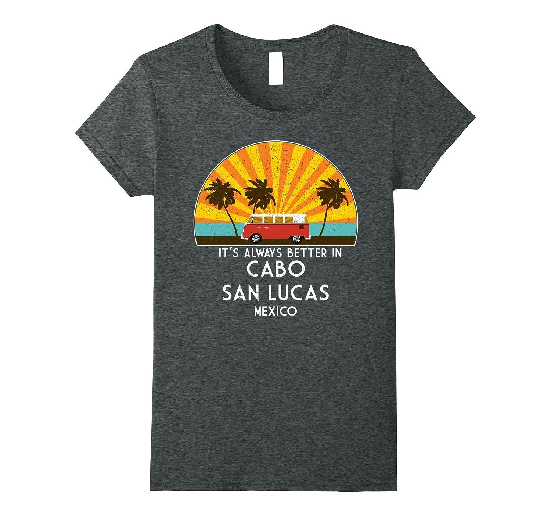 Cabo San Lucas, Mexico – Beach Souvenir Gift T-Shirt