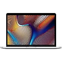 New Apple MacBook Pro (13-inch, 2.4 GHz quad-core 8th-generation Intel Core i5 Processor, 256GB) - Silver